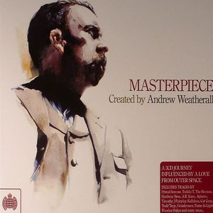 WEATHERALL, Andrew/VARIOUS - Masterpiece