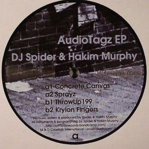 DJ SPIDER/HAKIM MURPHY - Audio Tagz EP