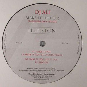 DJ ALI - Make It Hot EP