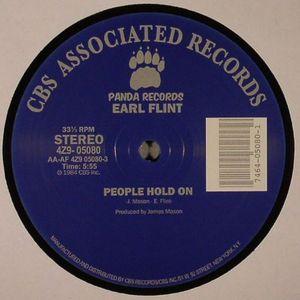 FLINT, Earl - People Hold On