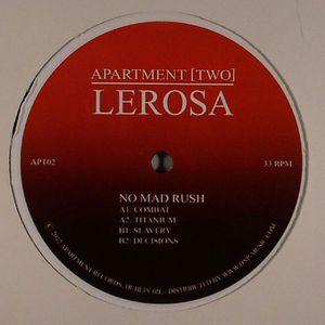 LEROSA - No Mad Rush