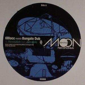 6BLOCC meets BUGALO DUB feat JAMALSKI - Revolution