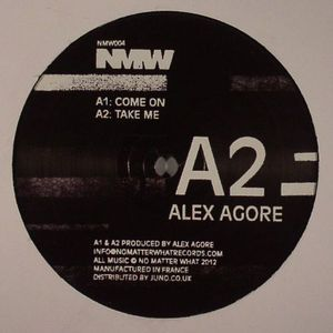 AGORE, Alex/JAMES JOHNSTON - A2J2