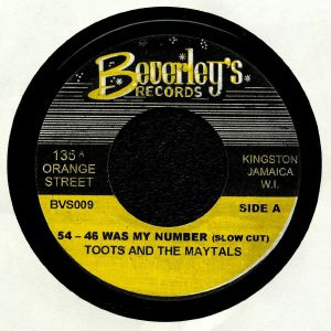 TOOTS & THE MAYTALS - 54-46