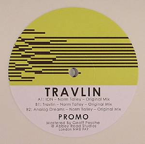 TALLEY, Norm - Travlin EP