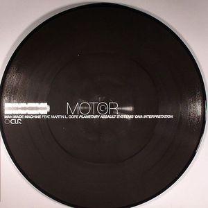 MOTOR feat MARTIN L GORE - Man Made Machine (Planetary Assault System DNA Interpretation)