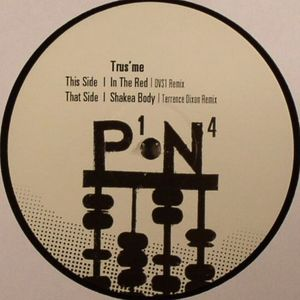 TRUSME - In The Red (DVS1 remix)