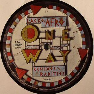 LACK OF AFRO/SOOPASOUL/THE HOT 8 BRASS BAND - One Way: Remixes & Rarities (Sampler)