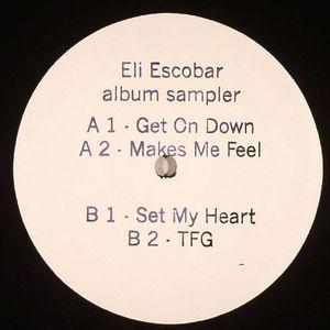 ESCOBAR, Eli - Get On Down (Album Sampler)