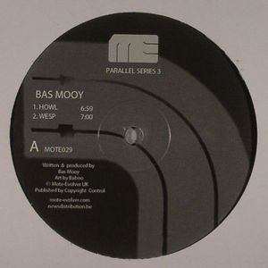 BAS MOOY/CHRIS FINKE - Parallel Series 3
