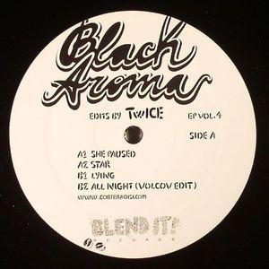 TWICE (BLEND IT!) - Black Aroma EP Vol 4