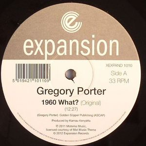 PORTER, Gregory - 1960 What?
