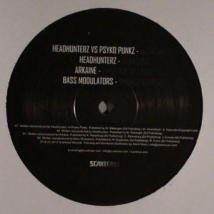 HEADHUNTERZ/PSYKO PUNKZ/ARKAINE/BASS MODULATORS - Scantraxx Sampler 28