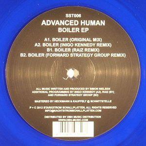 ADVANCED HUMAN - Boiler EP