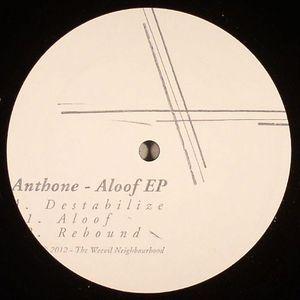 ANTHONE - Aloof EP