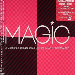 DJ KAWASAKI/VARIOUS - Magic: A Collection Of Black Disco Classics