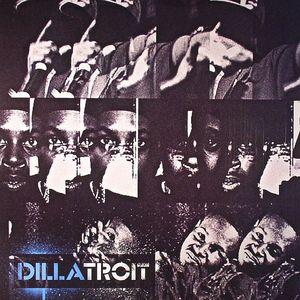 J DILLA - Dillatroit EP