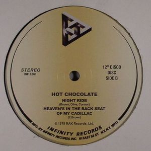 HOT CHOCOLATE - Don't Turn It Off