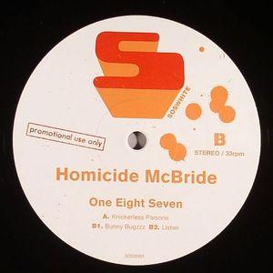HOMICIDE MCBRIDE aka CRAIG SMITH aka 6TH BOROUGH PROJECT/THE REVENGE - One Eight Seven