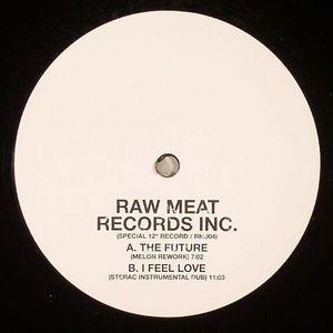 MELON/STERAC - The Future/I Feel Love (reworks)