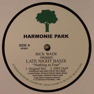 WADE, Rick - Late Night Basix Vol 1