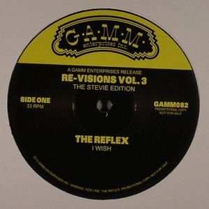 REFLEX, The - Re Visions Vol 3: The Stevie Edition