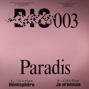 PARADIS - Hemisphere