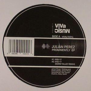 PEREZ, Julian - Prominently EP
