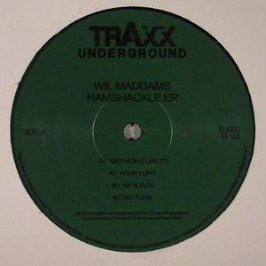 MADDAMS, Wil - Ramshackle EP