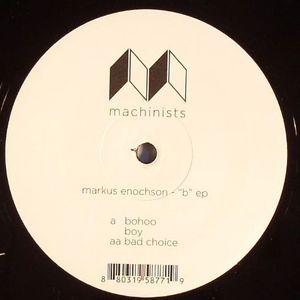 ENOCHSON, Markus - B EP