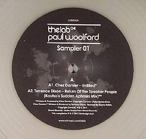 WOOLFORD, Paul/CHEZ DAMIER/TERRENCE DIXON/ACHTERBAHN D'AMOUR/DANIEL WANG - The Lab 04 Sampler 01