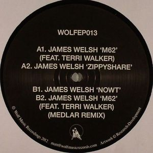 WELSH, James - Wolf EP 013