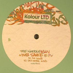 NOODLEMAN, The - Dub Sauce EP
