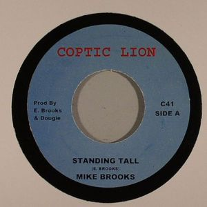 BROOKS, Mike - Standing Tall