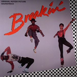 VARIOUS - Breakin' (Soundtrack)