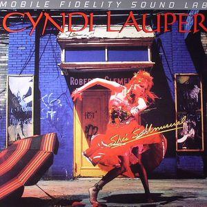 LAUPER, Cyndi - She's So Unusual