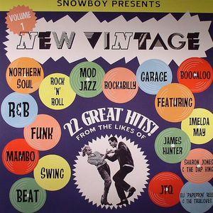 VARIOUS - Snowboy Presents New Vintage Volume 1