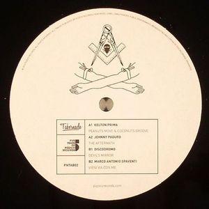 PRIMA, Kelton/JOHNNY PAGURO/DISCODROMO/MARCO ANTONIO SPAVENTI - Tabernacle EP 2