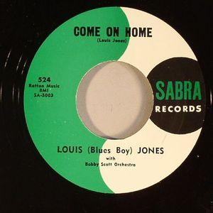 JONES, Louis aka BLUES BOY - Come On Home