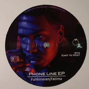 FUNKINEVEN/FATIMA - Phone Line EP