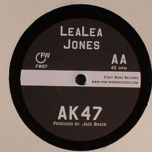 JONES, LeaLea - The Road