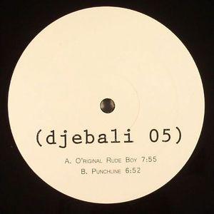 DJEBALI - O'riginal Rude Boy