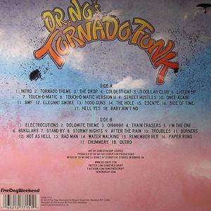 DR NO - Dr No's Kali Tornado Funk