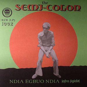 SEMI COLON, The - Ndia Egbuo Ndia (Afro Jigida)