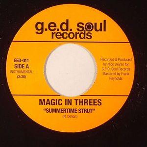 MAGIC IN THREES - Summertime Strut