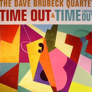 DAVE BRUBECK QUARTET, The - Time Out & Time Further Out