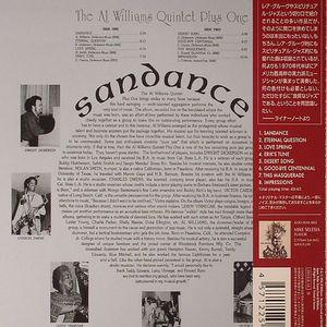 AL WILLIAMS QUINTET PLUS ONE, The - Sandance