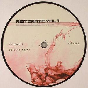 DJ QU - Reiterate Vol 1