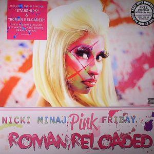 MINAJ, Nicki - Pink Friday Roman Reloaded