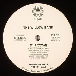 WILLOW BAND, The - Willowman